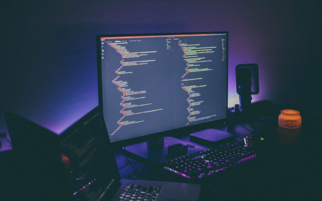 Programmer — what his day looks like