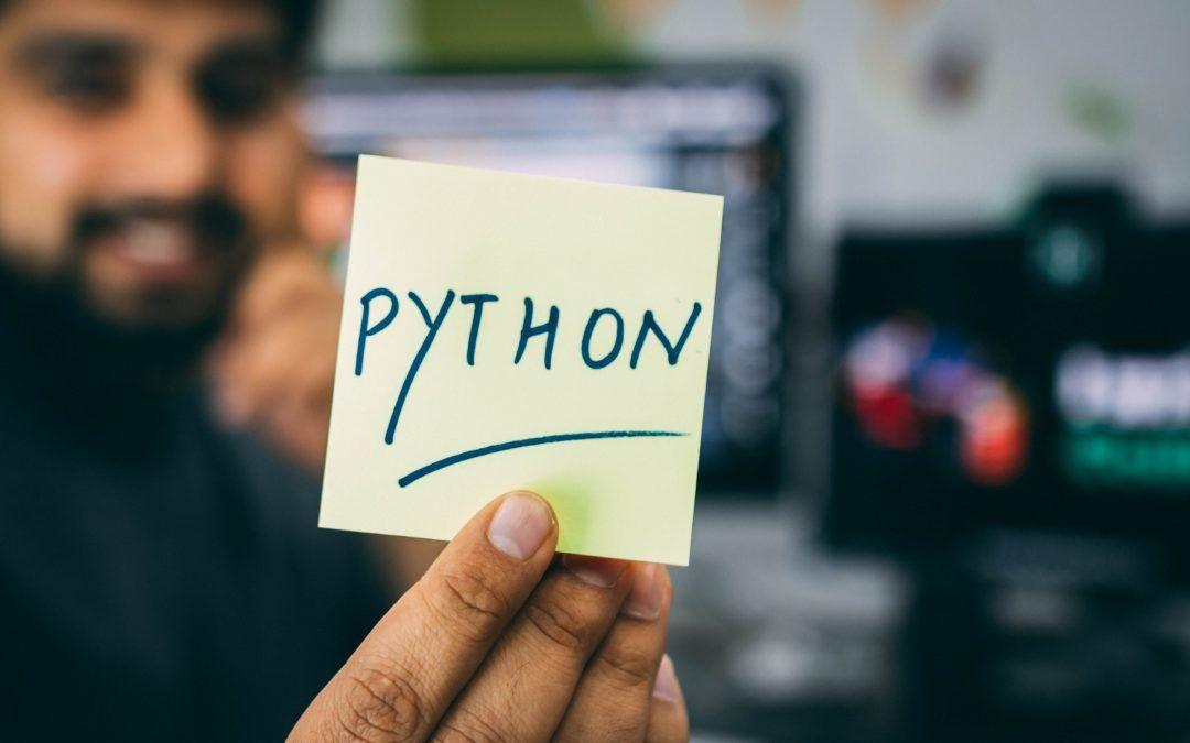 Python — języki programowania w pigułce